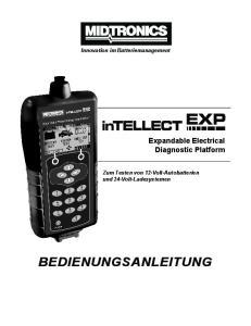 Expandable Electrical Diagnostic Platform