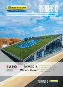 EXPO2015. We are there!