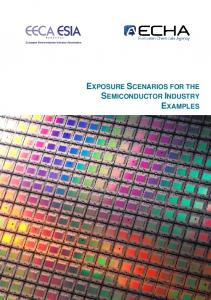 EXPOSURE SCENARIOS FOR THE SEMICONDUCTOR INDUSTRY EXAMPLES