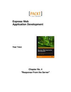 Express Web Application Development