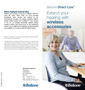 Extend your hearing with wireless accessories