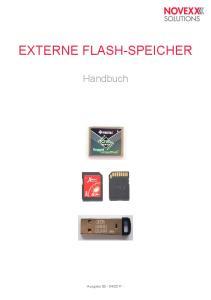 EXTERNE FLASH-SPEICHER