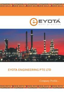 EYOTA ENGINEERING PTE LTD