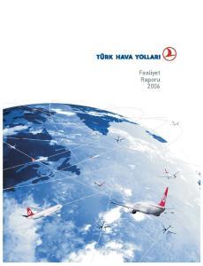 Faaliyet Raporu 2006