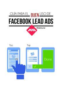 FACEBOOK LEAD ADS Adsmurai