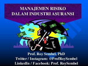 Facebook: Prof