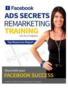 Facebook Remarketing Videos. Facebook Remarketing Tools. Facebook Remarketing Training