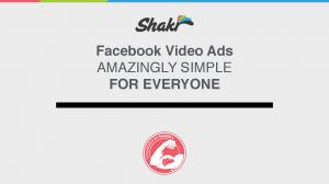 Facebook Video Ads AMAZINGLY SIMPLE FOR EVERYONE