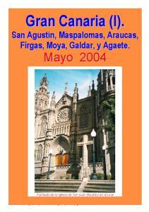 Fachada de la Iglesia de San Juan Bautista en Arucas