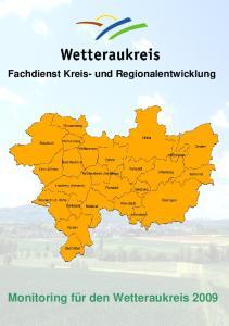 Fachdienst Kreis- und Regionalentwicklung