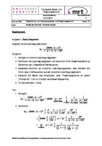 Fachgebiet Mess- und Regelungstechnik