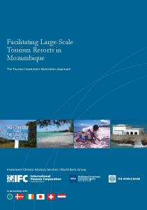 Facilitating Large-Scale Tourism Resorts in Mozambique