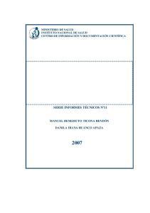 FACTORES DE RIESGO DE LA MORTALIDAD PERINATAL EN HOSPITALES DEL MINISTERIO DE SALUD DEL PERU