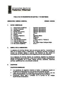 FACULTAD DE INGENIERIA INDUSTRIAL Y DE SISTEMAS