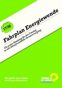 Fahrplan Energiewende