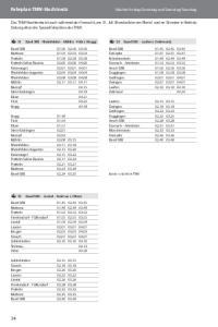 Fahrplan TNW-Nachtnetz