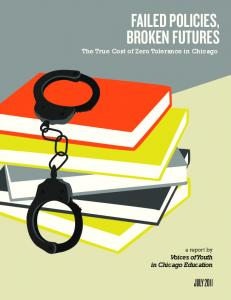 FAILED POLICIES, BROKEN FUTURES