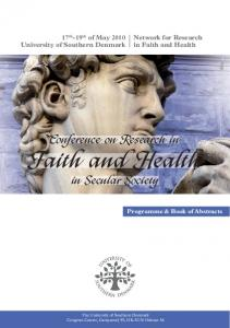 Faith and Health in Secular Society