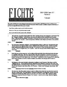 Fake ICT Packet 3. Tossups