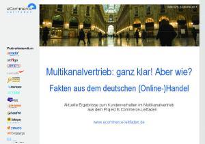Fakten aus dem. deutschen (Online-)Handel. aus dem Projekt E-Commerce-Leitfaden