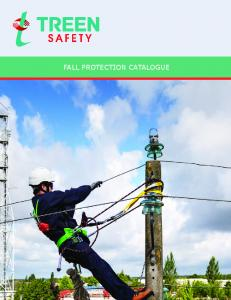 FALL PROTECTION CATALOGUE