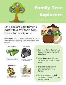 Family Tree Explorers