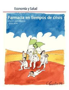 Farmacia en tiempos de crisis