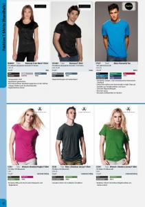 Fashion T-Shirts (Rundhals)
