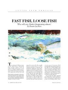 FAST FISH, LOOSE FISH