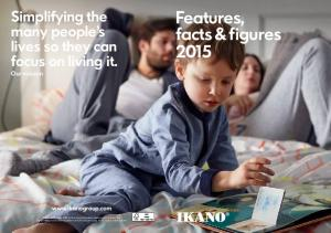 Features, facts & figures 2015
