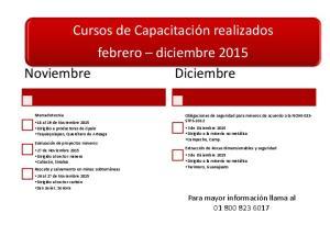 febrero diciembre 2015 Diciembre