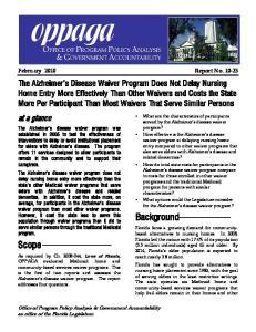 February 2010 Report No