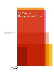 February PwC Asset Management Alert