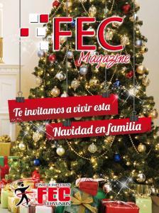 FEC Magazine Te invitamos a vivir esta Navidad en familia