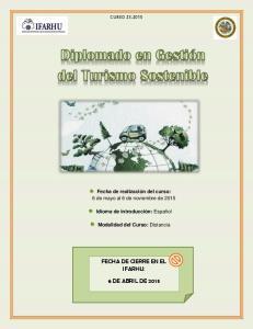 FECHA DE CIERRE EN EL IFARHU: