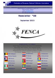 Federation of European National Collection Associations