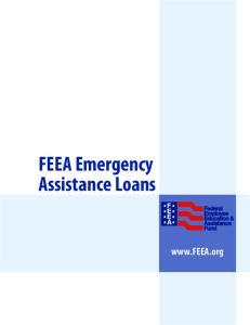 FEEA Emergency Assistance Loans