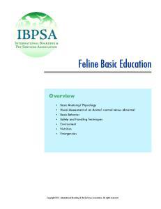 Feline Basic Education