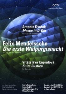 Felix Mendelssohn Die erste Walpurgisnacht