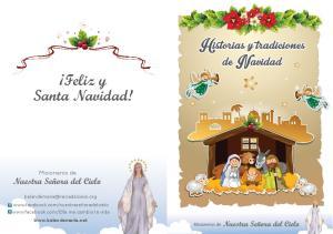 Feliz y Santa Navidad!