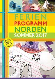 FERIEN NORDEN PROGRAMM SOMMER 2O17