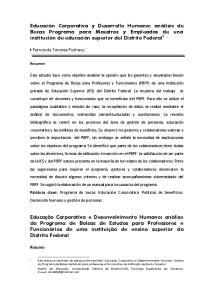 Fernanda Tavares Pacheco *