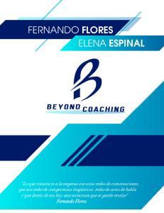 FERNANDO FLORES ELENA ESPINAL
