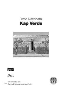 Ferne Nachbarn: Kap Verde