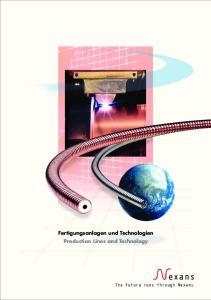 Fertigungsanlagen und Technologien Production Lines and Technology