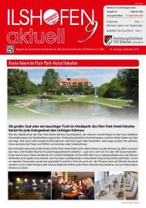 Feste feiern im Flair Park-Hotel Ilshofen