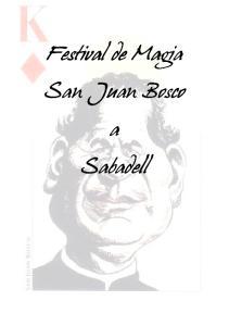 Festival de Magia. San Juan Bosco. Sabadell