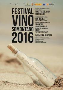 FESTIVAL VINO SOMONTANO 2016