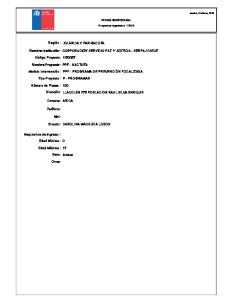 FICHA INDIVIDUAL LLACOLEN 775 POBLACION RAUL SILVA ENRIQUE