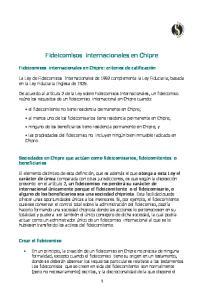 Fideicomisos internacionales en Chipre